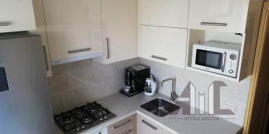 Кухня в современном стиле 05.2021